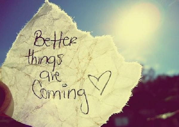 Quotes About Better Days Quotesgram: Brighter Days Are Coming Quotes. QuotesGram