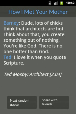 Series Finale Ted Mosby Love Quotes. QuotesGram