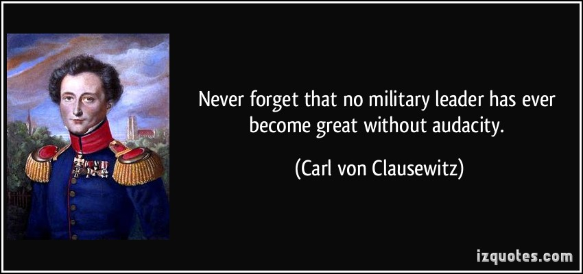 Great military philosophers