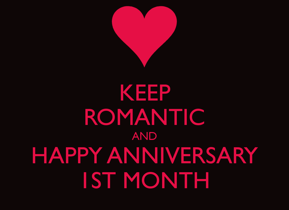 Cute one month anniversary quotes quotesgram