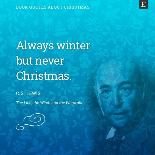 Cs Lewis Quotes Christmas. QuotesGram