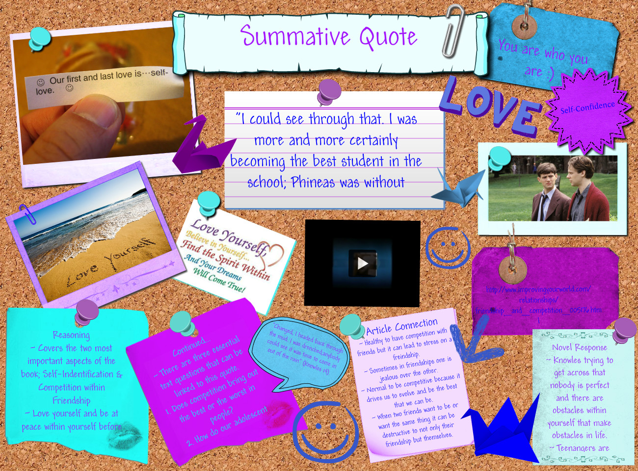 A Separate Peace Quotes Famous. QuotesGram