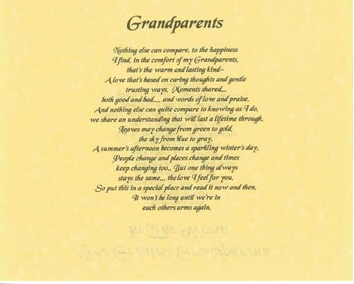 500 Words Essay on Grandparents