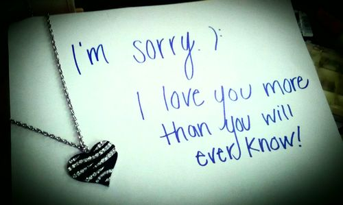 Im So Sorry Quotes. QuotesGram