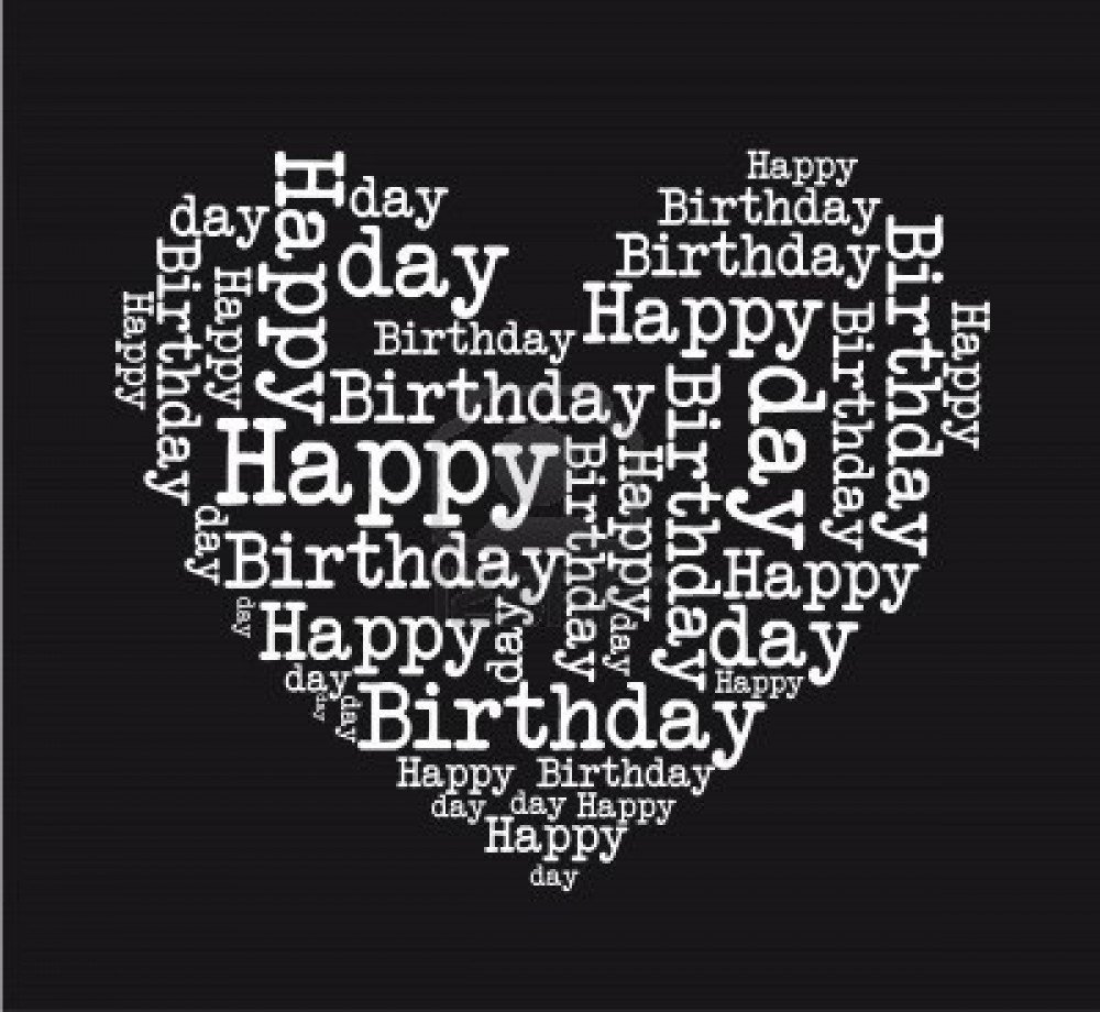 Cute quotes about life and love and happiness quotesgram - Black Birthday Quotes Quotesgram
