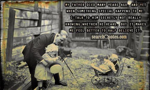 daughter missing dad quotes death quotesgram