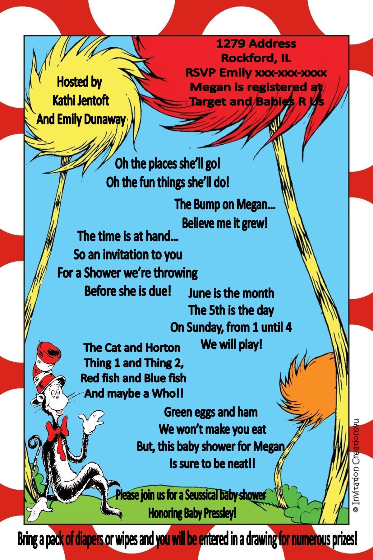 Dr Seuss Quotes Baby. QuotesGram
