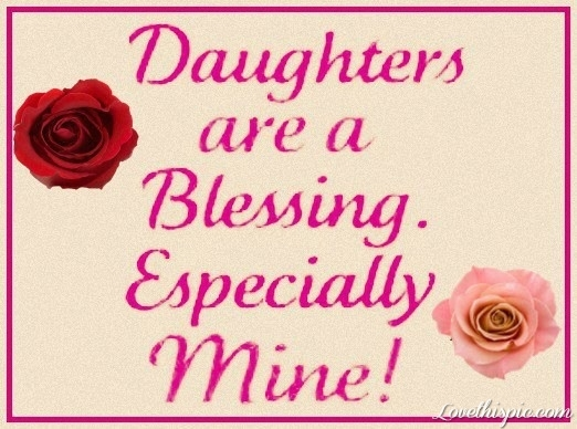 Daughter Quotes For Facebook: Quotes About Daughters Facebook. QuotesGram