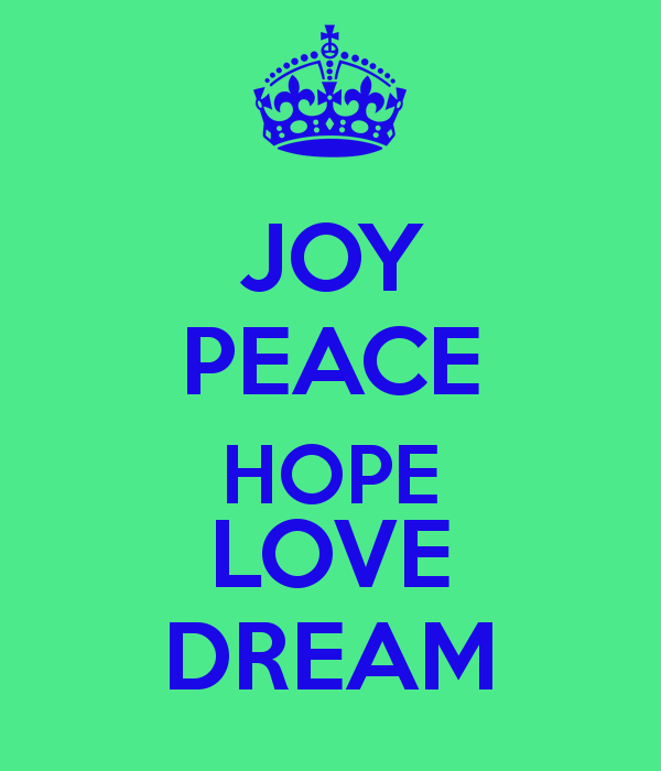 Love Peace Quotes: Peace Love Quotes Dreams. QuotesGram
