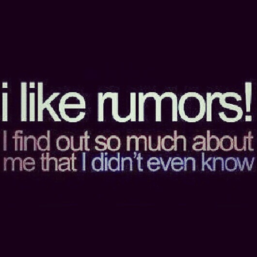 Quotes About Rumors Quotes About Li...