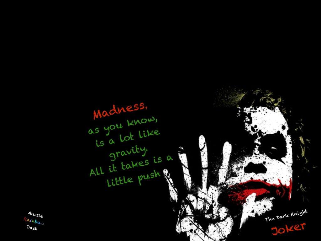 Joker Quotes: Joker Quotes Wallpaper Hd. QuotesGram