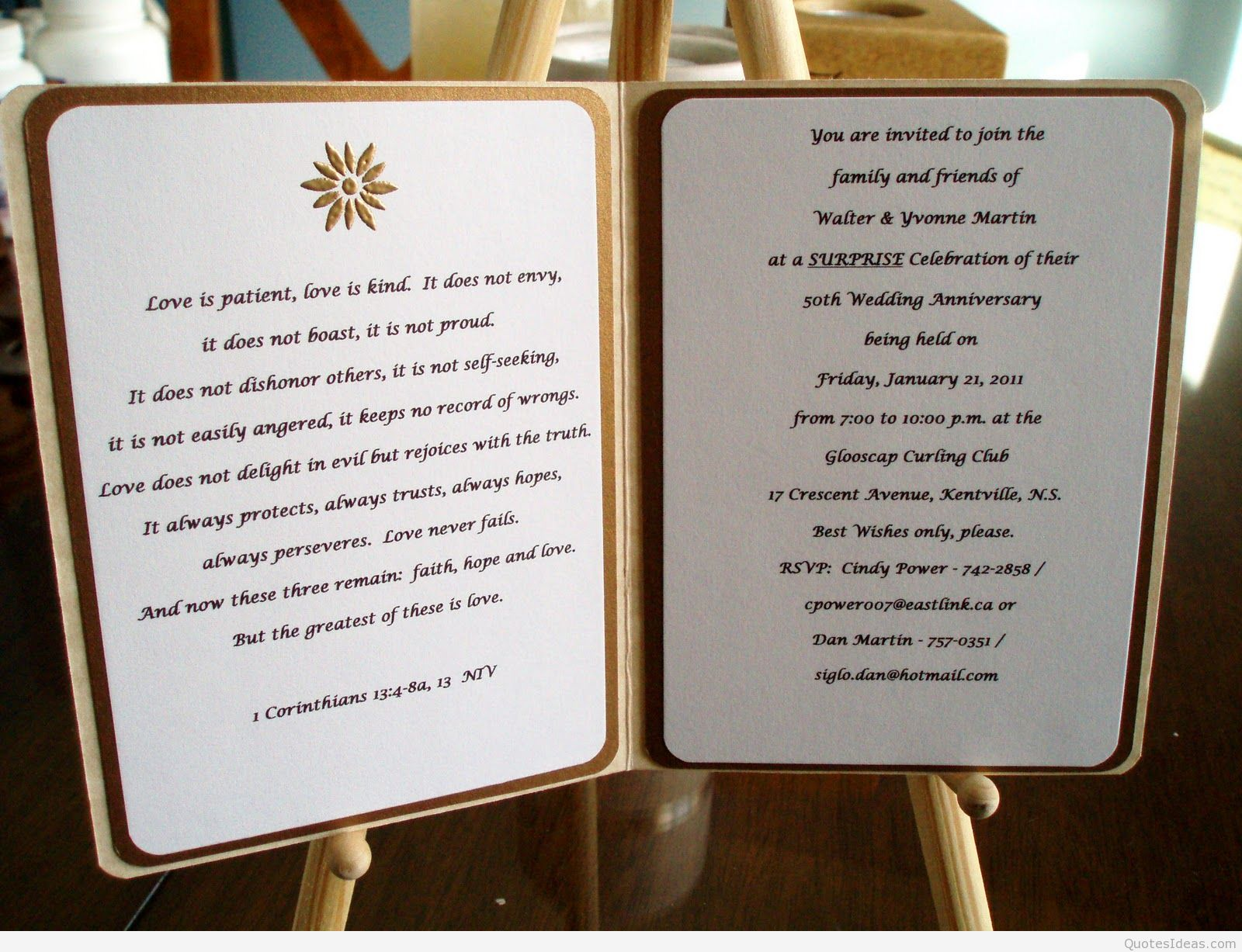 Anniversary Surprise Party Quotes Quotesgram