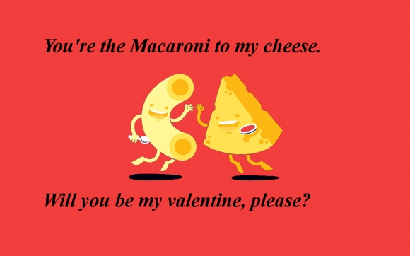 Food For Valentine S Day Quote