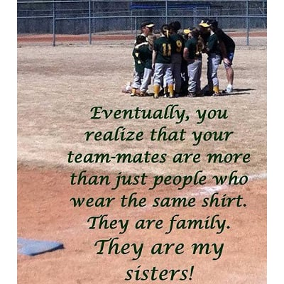 2nd base softball quotes quotesgram