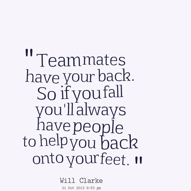 Team Love Quotes: Famous Team Building Quotes. QuotesGram