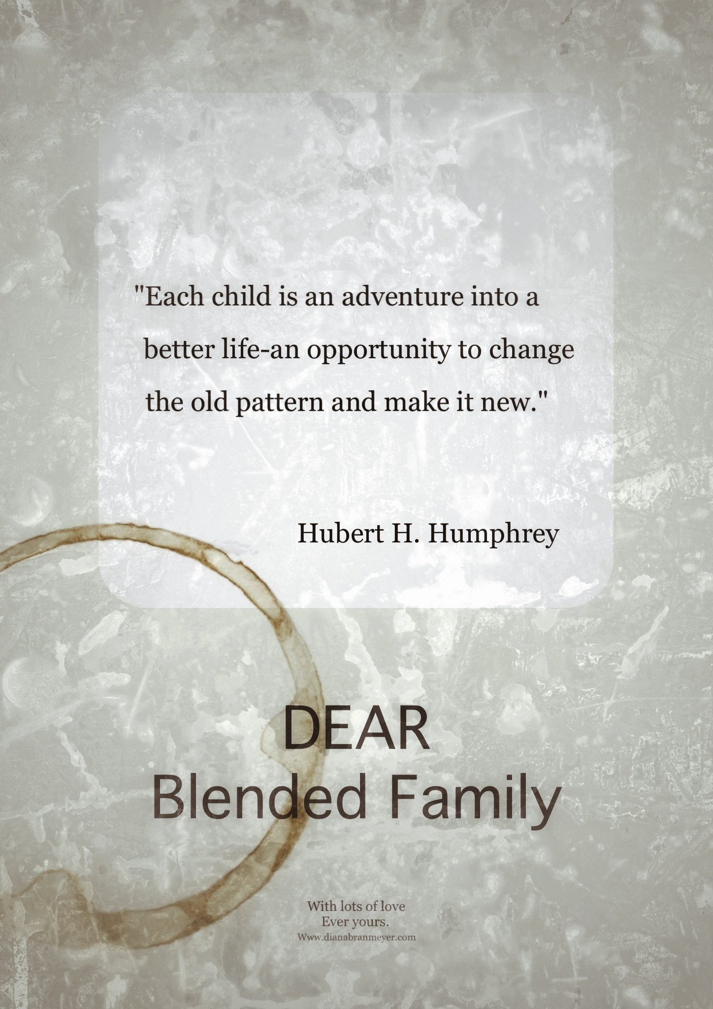 Inspirational Quotes For Blended Families. QuotesGram