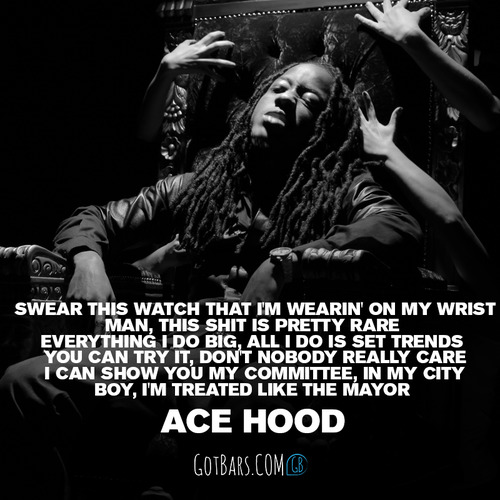 Life In The Hood Quotes Images: Ace Hood Quotes About Friends. QuotesGram