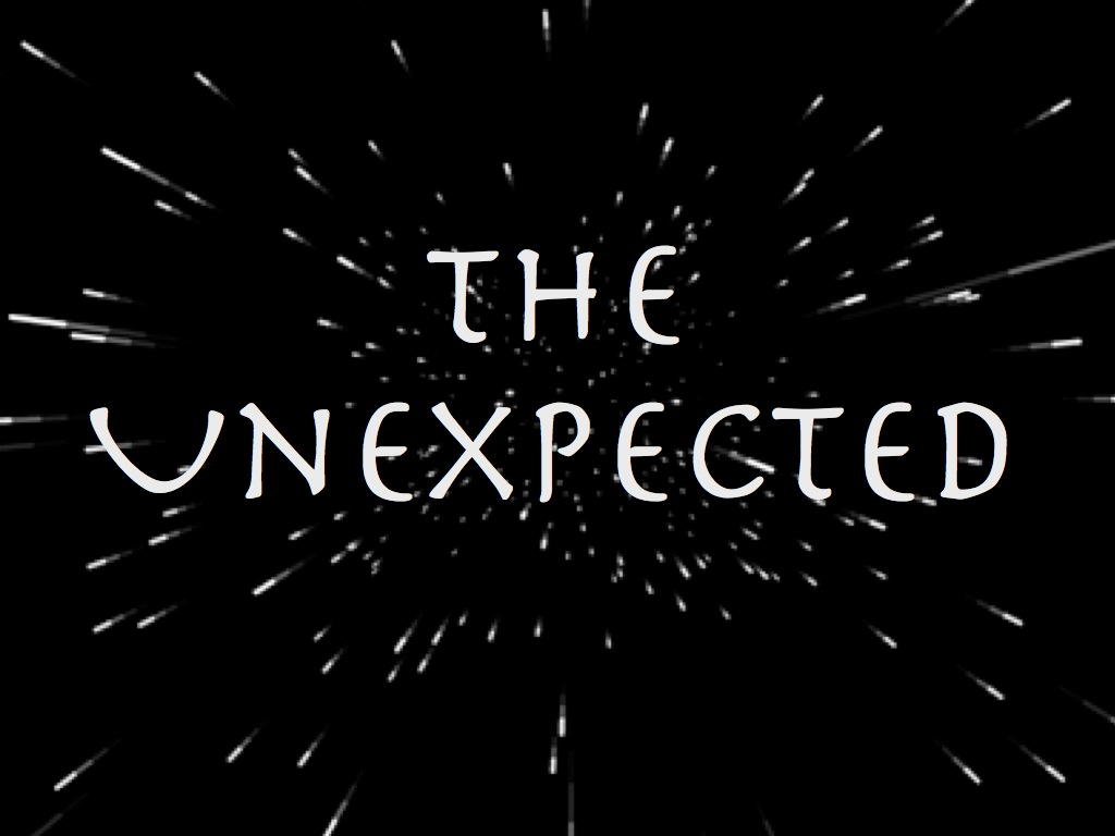 unexpected event that change my life Unexpected story events arise from the heart of characters who have  a hands- on introduction to bringing your characters to life email.