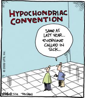 hypochondrias sickness in health essay