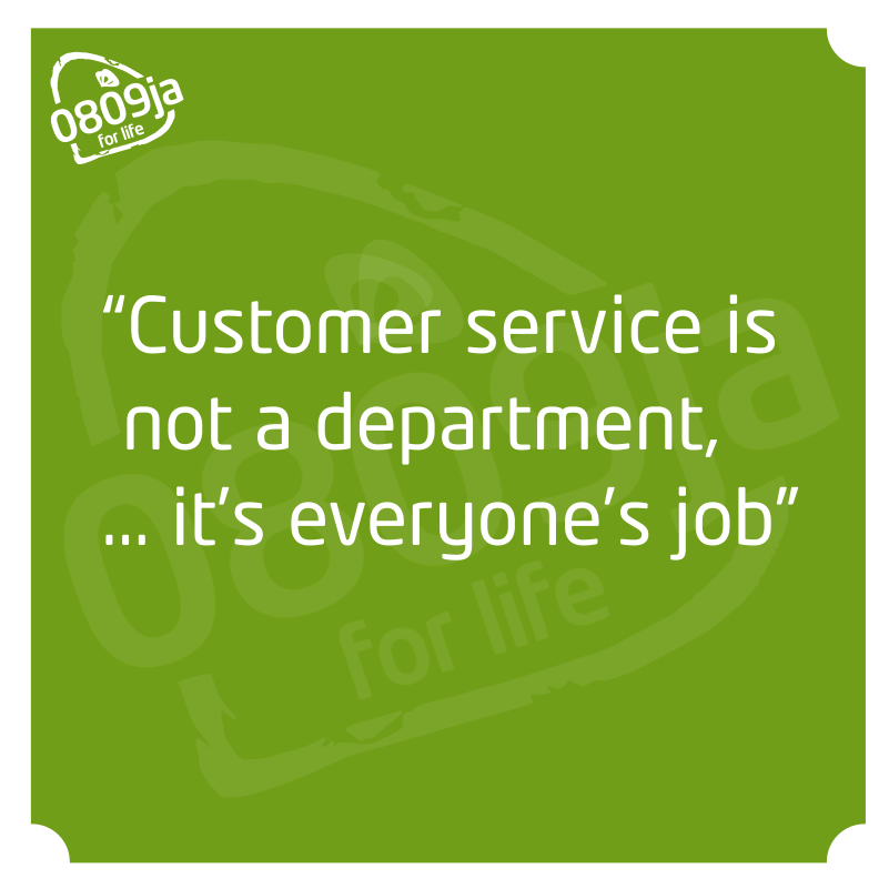 Excellent Customer Service Quotes. QuotesGram