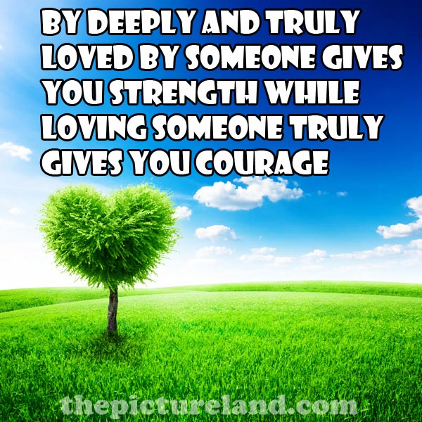 Courage In Love Quotes: Strength And Courage Love Quotes. QuotesGram
