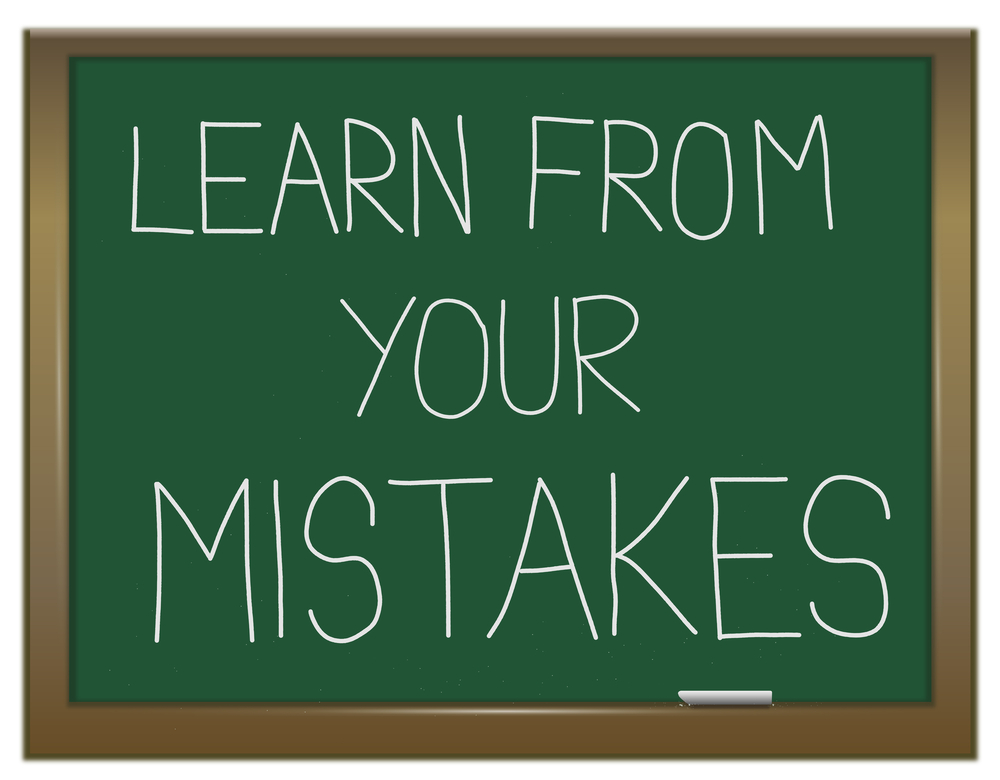 essays about learning from your mistakes Do you want to become a great essay writer then take a minute to learn typical mistakes that you should avoid in your essays.
