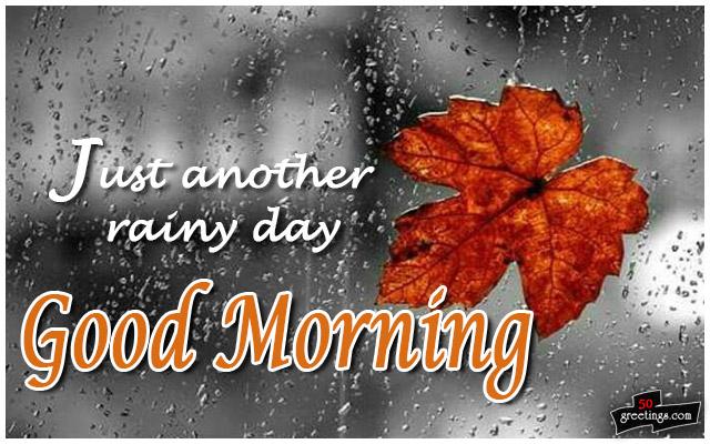Good Morning Rainy Images: Rainy Good Morning Quotes. QuotesGram