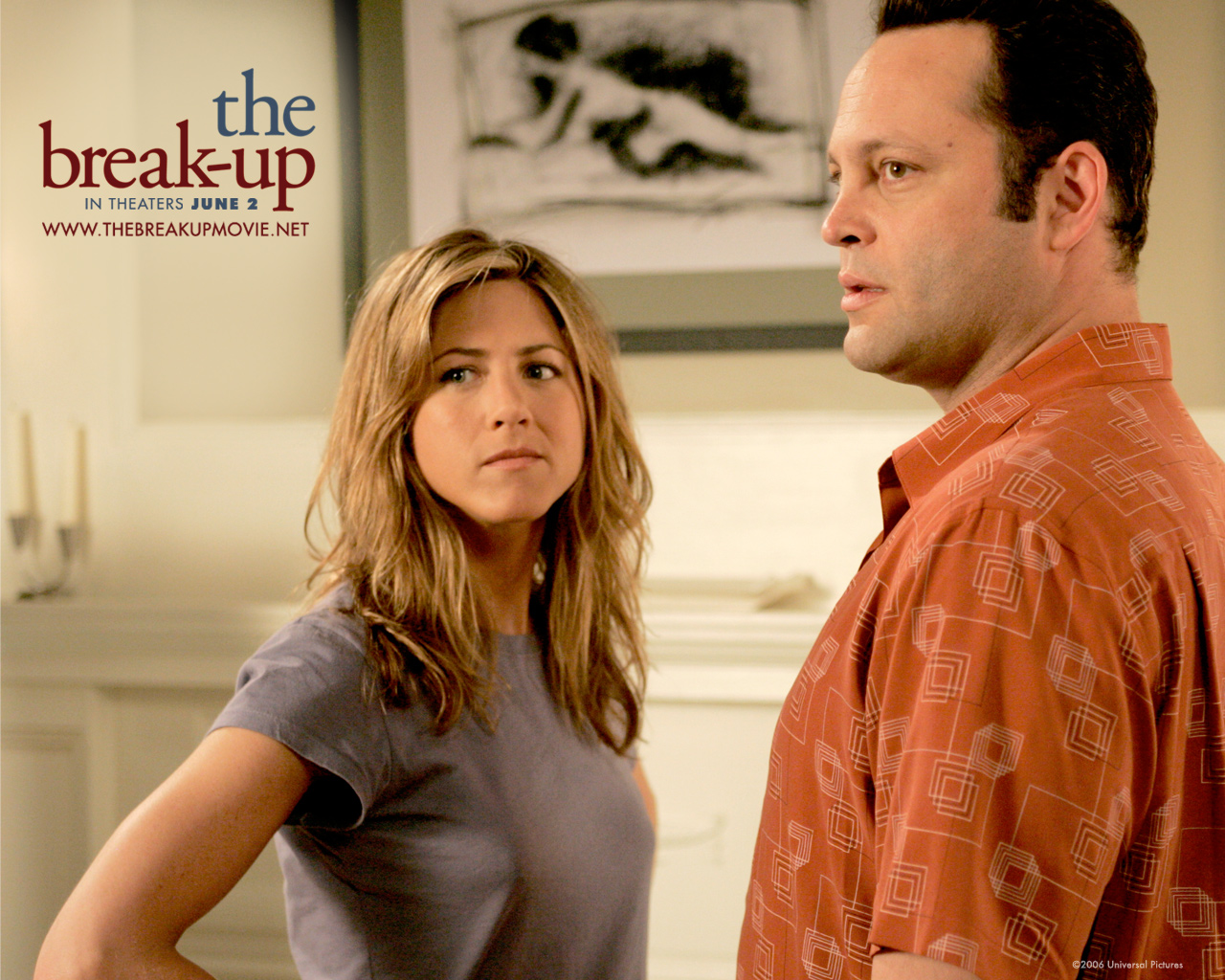 an analysis of the movie the break up The break-up analysis while all relationships can be difficult the break-up is a movie that shows how important interpersonal communication is in relationships.