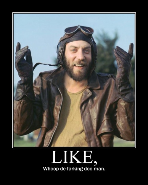 Donald Sutherland Kellys Heroes Quotes. QuotesGram