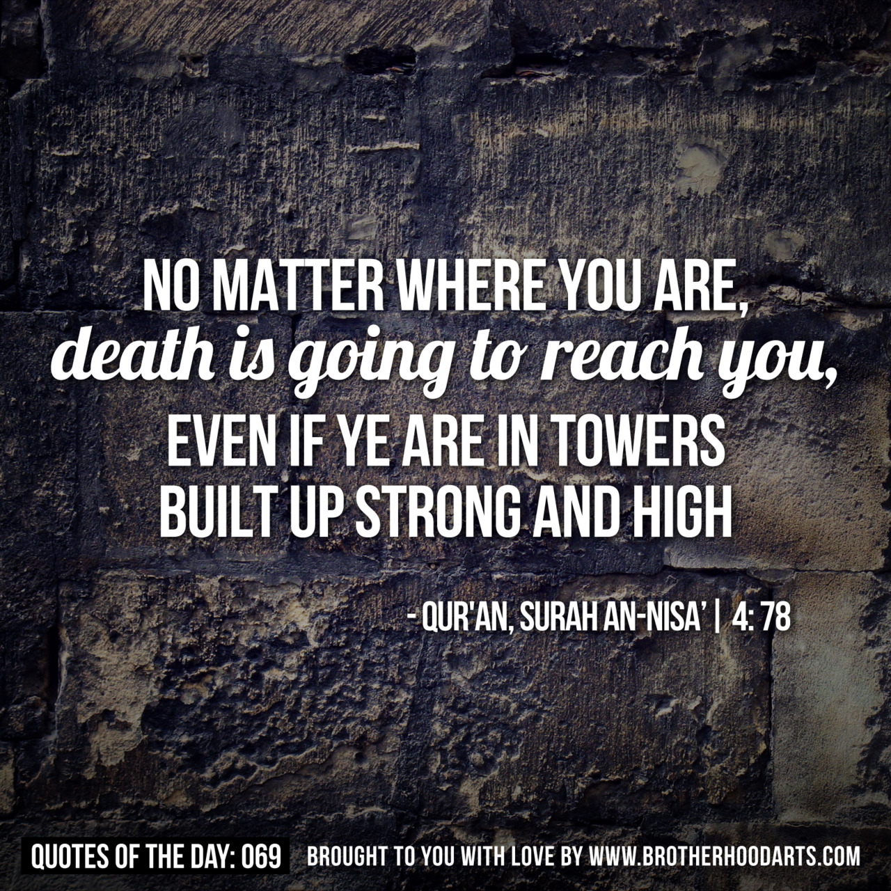 Inspirational Quotes About Positive: Brotherhood Inspirational Quotes. QuotesGram