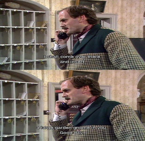 Quotes From Fawlty Towers Quotesgram