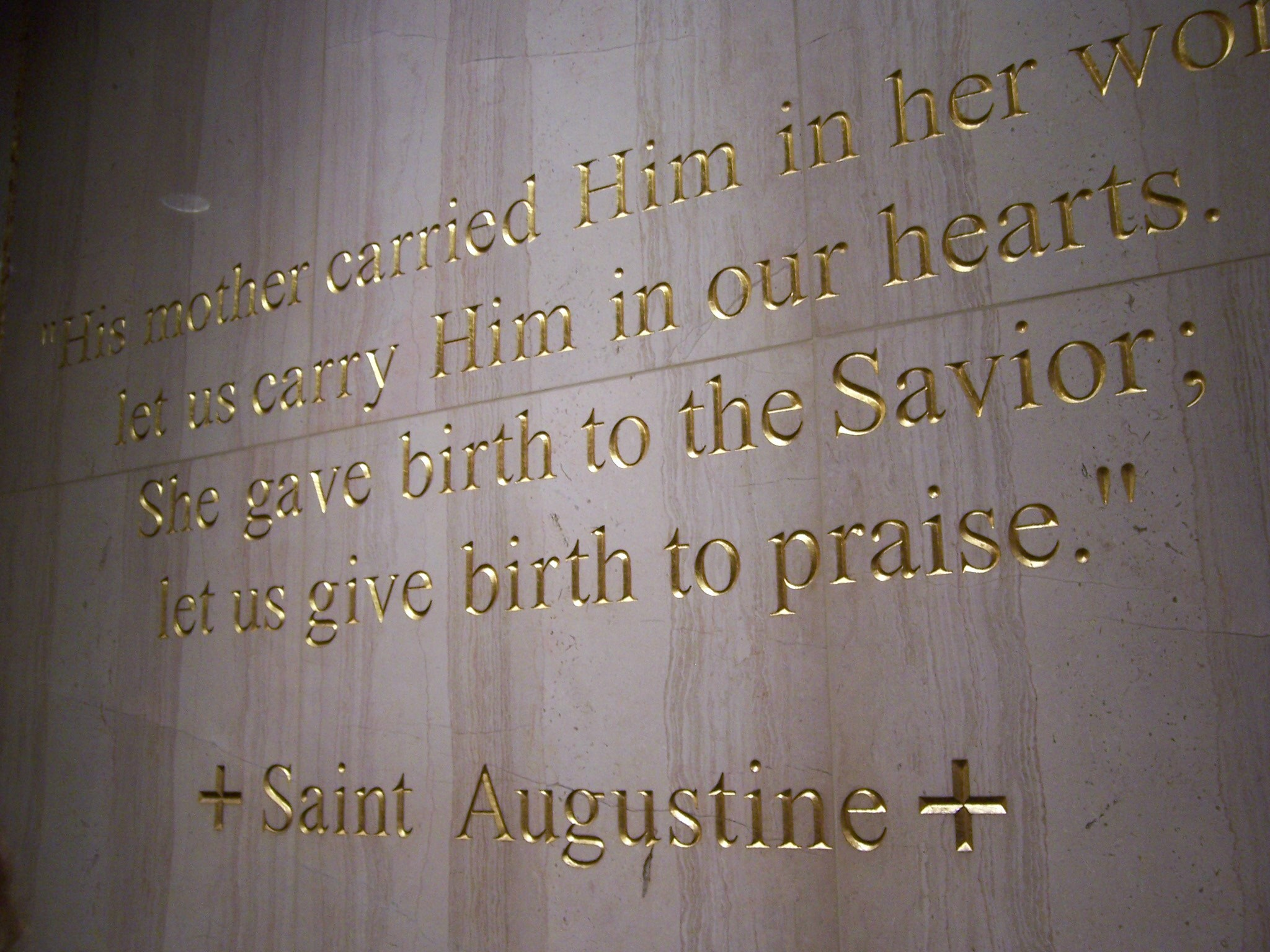"""essay on st augustine of hippo  augustine and his thoughts on god saint augustine of hippo 2/23/2014 gloria m daniel st leo university """"and men go abroad."""