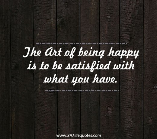 Being Happy Quotes And Sayings Quotesgram: Being Content With Life Quotes. QuotesGram