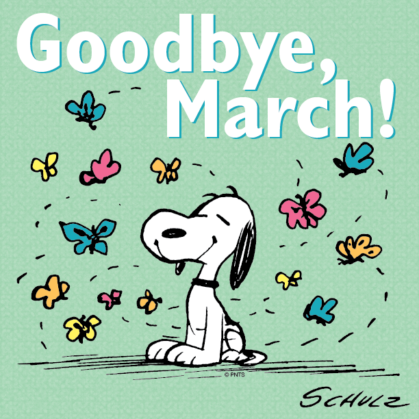 Snoopy Happy March Quotes. QuotesGram