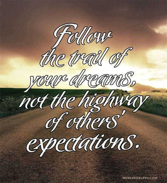 Quotes To Live For Others: Quotes About Not Following Others. QuotesGram