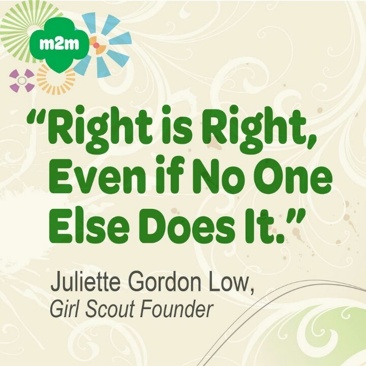 girl scouting motivational quotes quotesgram