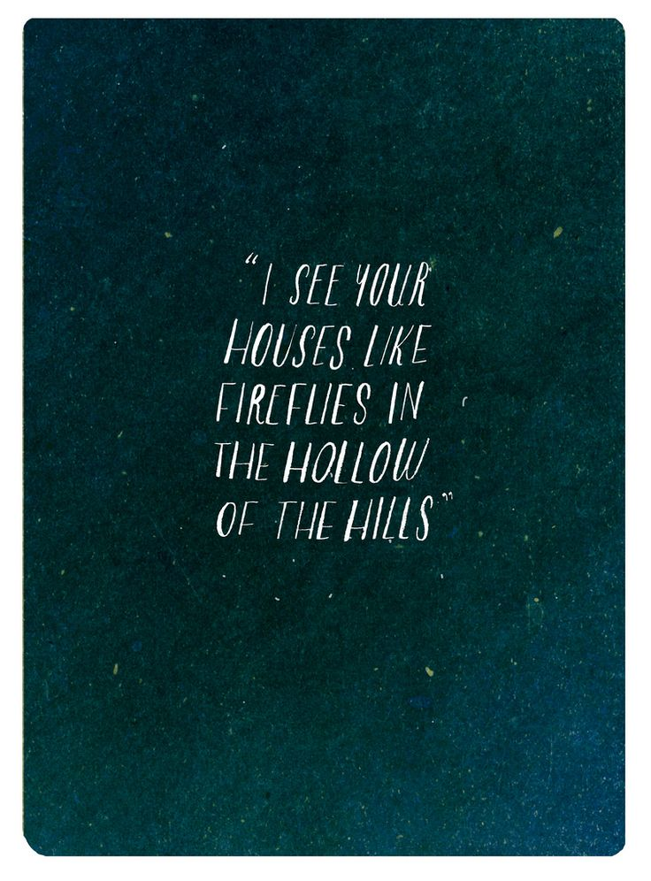 Quotes About Fireflies. QuotesGram