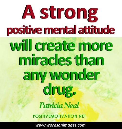 Positive Attitude Quotes: Quotes Positive Mental Attitude. QuotesGram