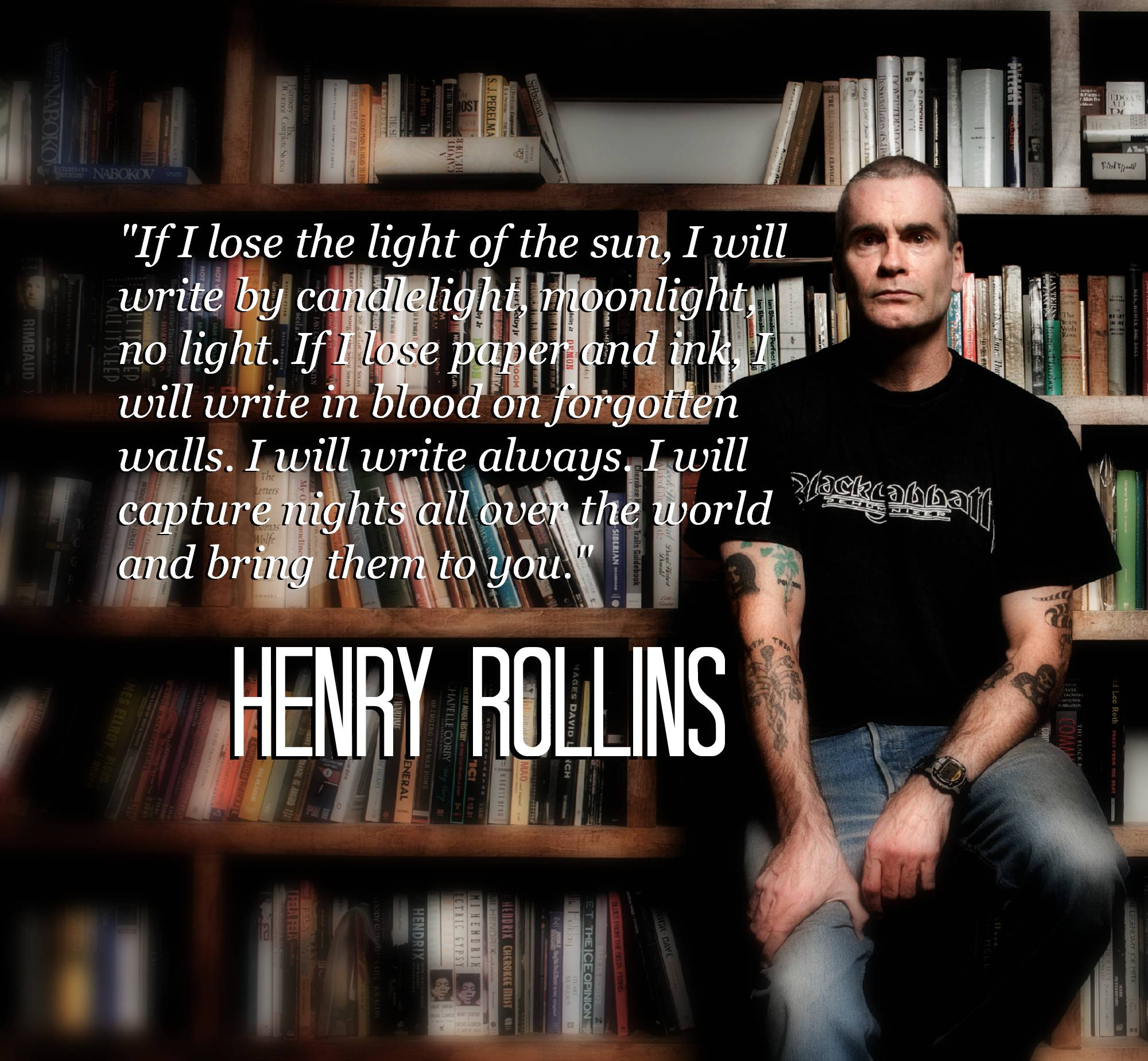Henry Rollins Quotes Quotesgram