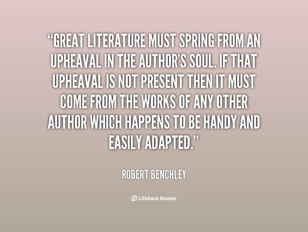 Literature Quotes About Spring. QuotesGram