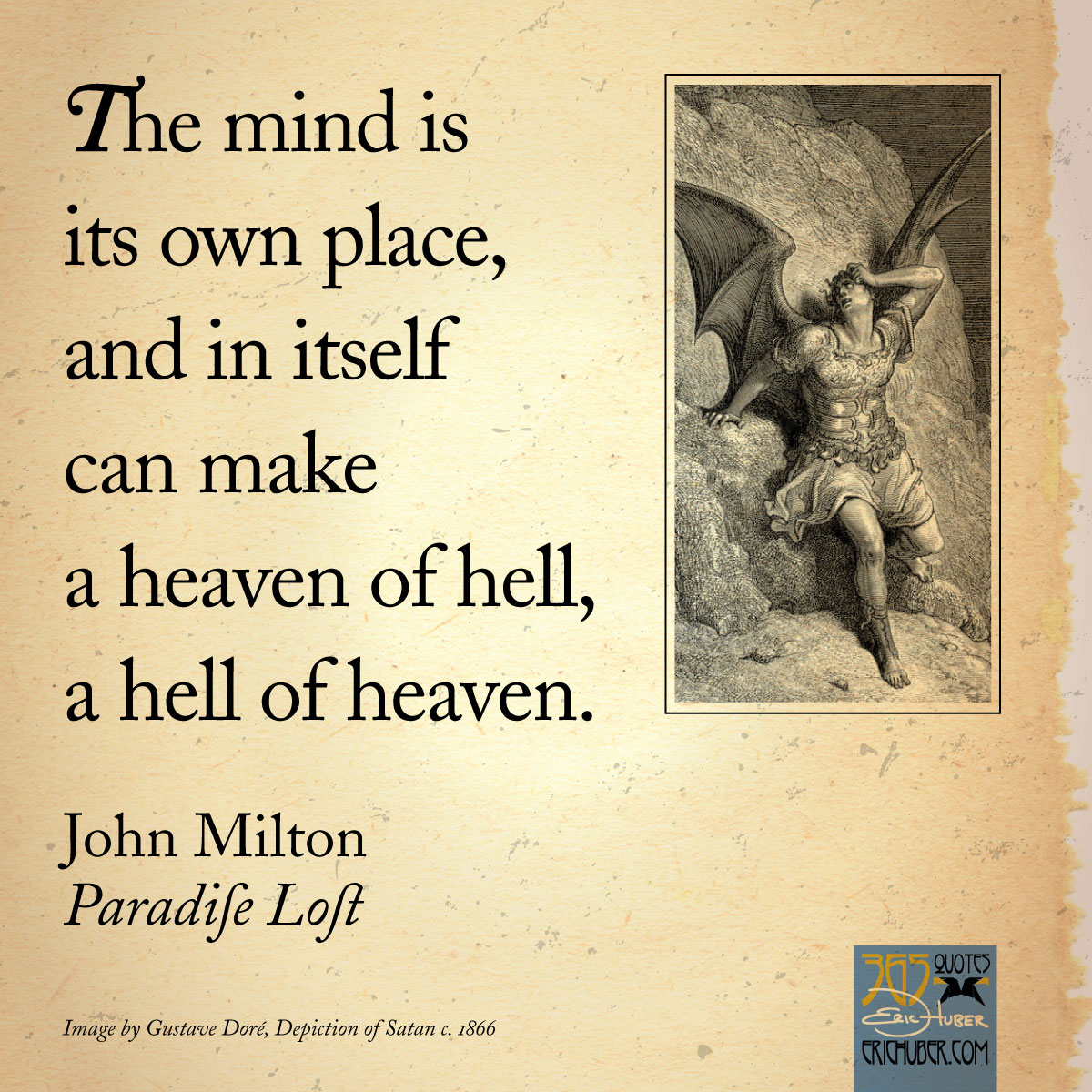 john miltons presentation of satan in paradise lost