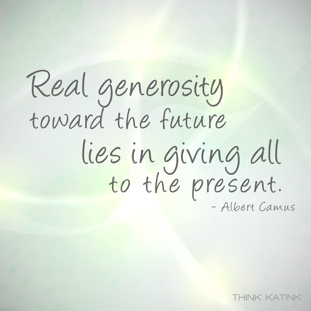 Inspirational Quotes About Positive: Quotes About Generosity. QuotesGram
