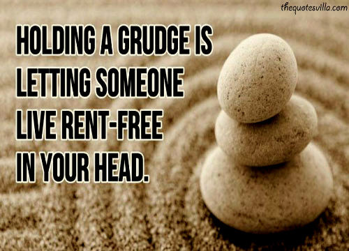 Holding Grudges Against Family Quotes. QuotesGram