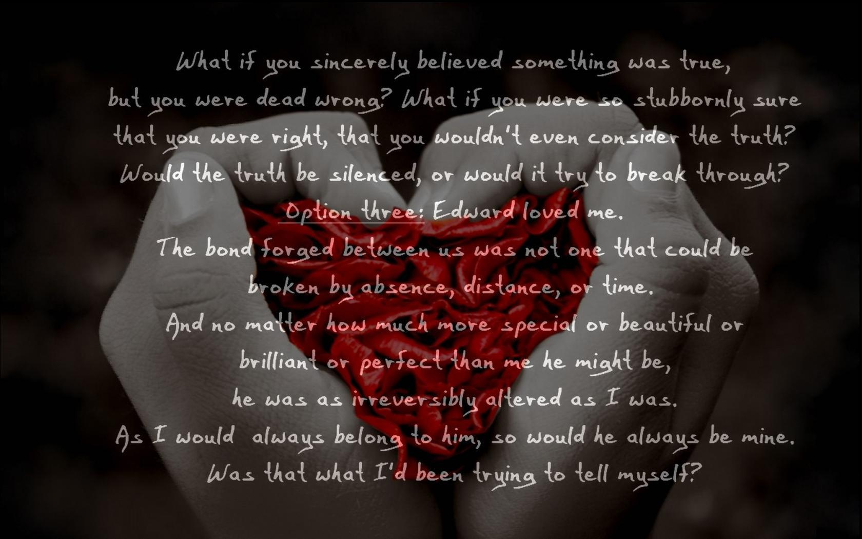 Quotes From Twilight. QuotesGram