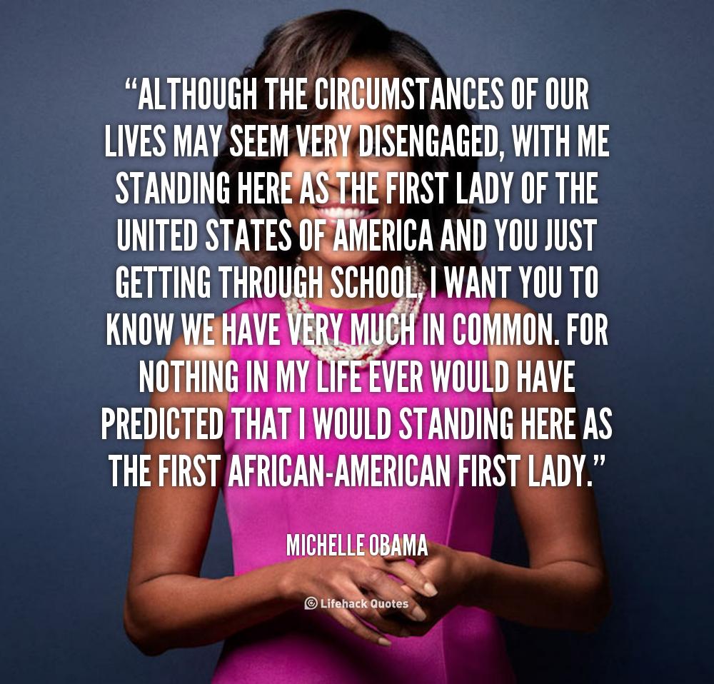 American Quotes: Michelle Obama Quotes America. QuotesGram