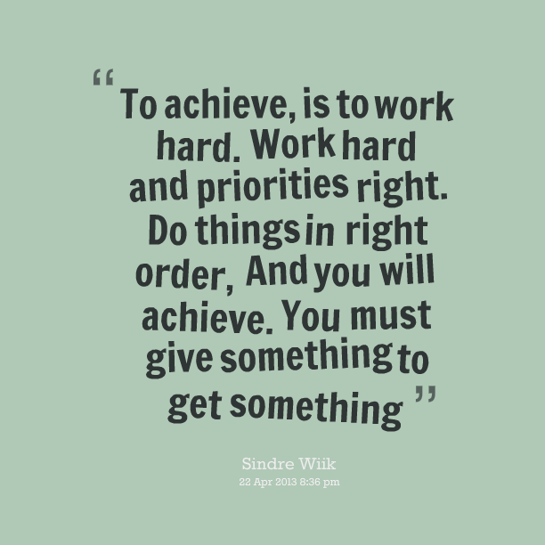 Famous quotes about hard work quotesgram for Hard exterior quotes
