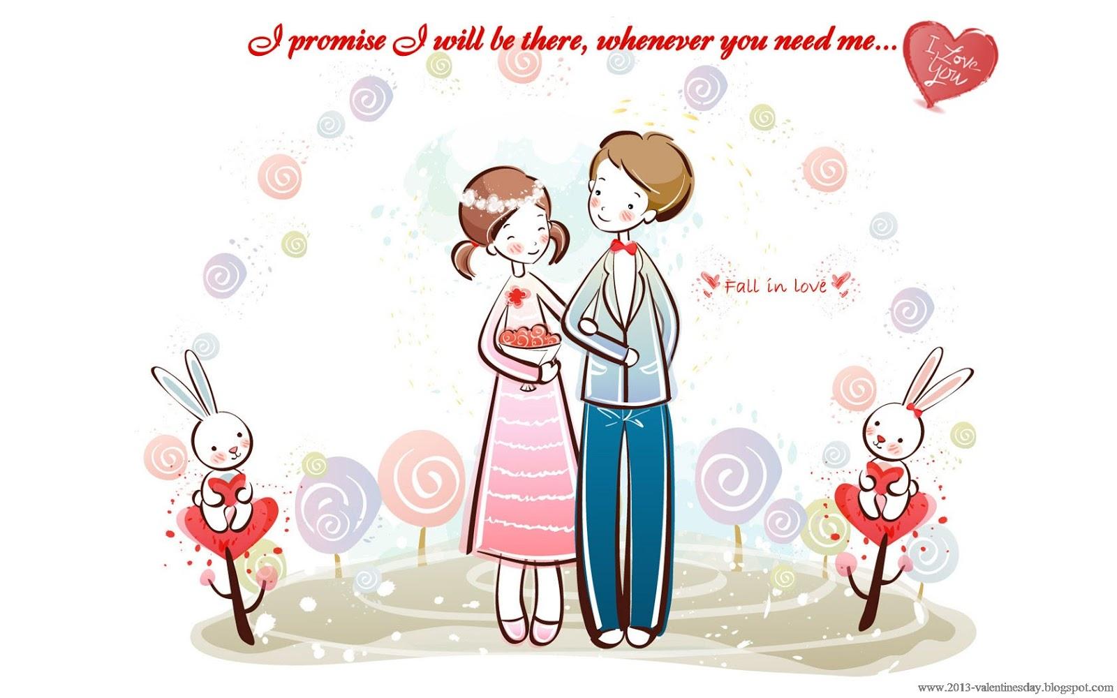 Relationship Quotes Cute Cartoon Quotesgram