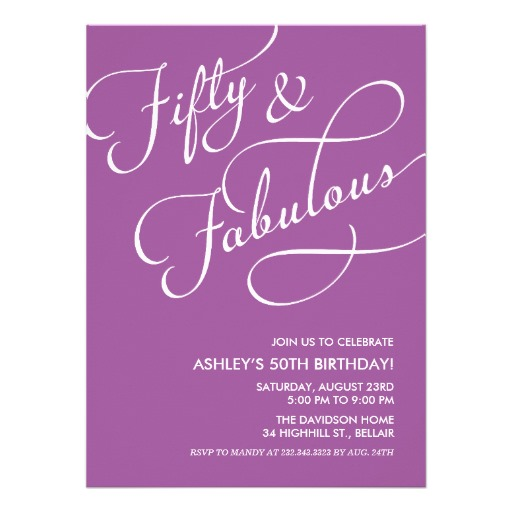 50 And Fabulous Birthday Quotes. QuotesGram