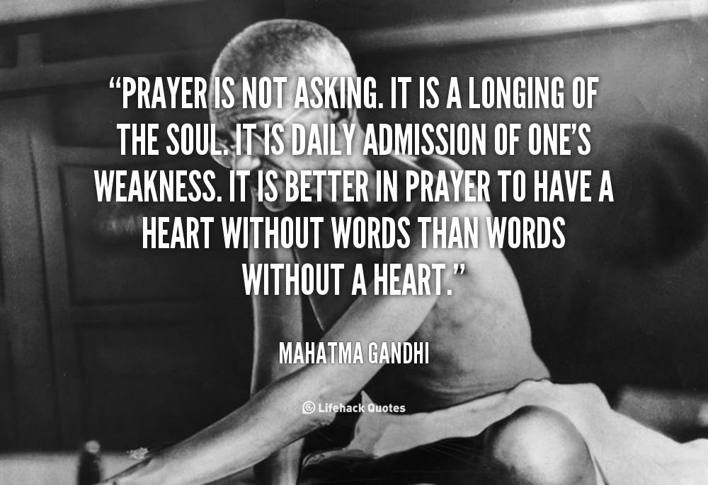 Fasting Gandhi Quotes. QuotesGram
