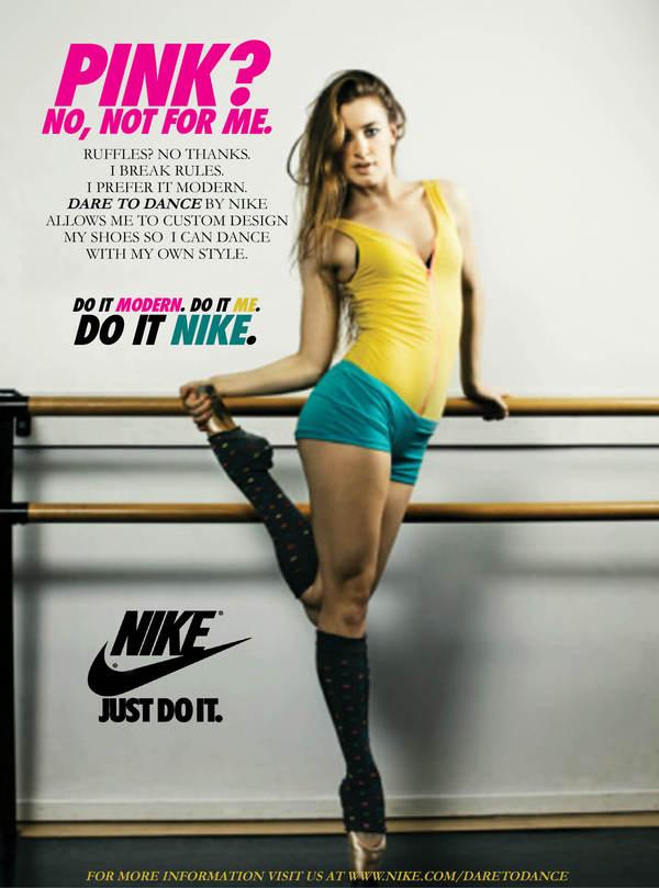 Nike Shoe Ads Quotes Quotesgram